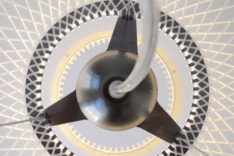 Designlamp Disque