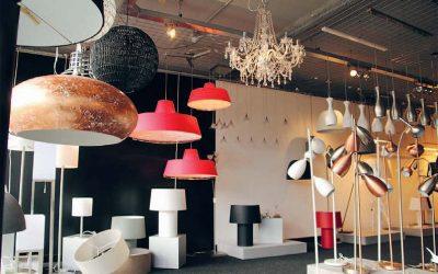 Opening trendy showroom
